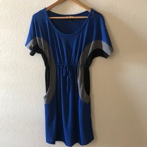 Royal Blue Juniors Dress SZ Small